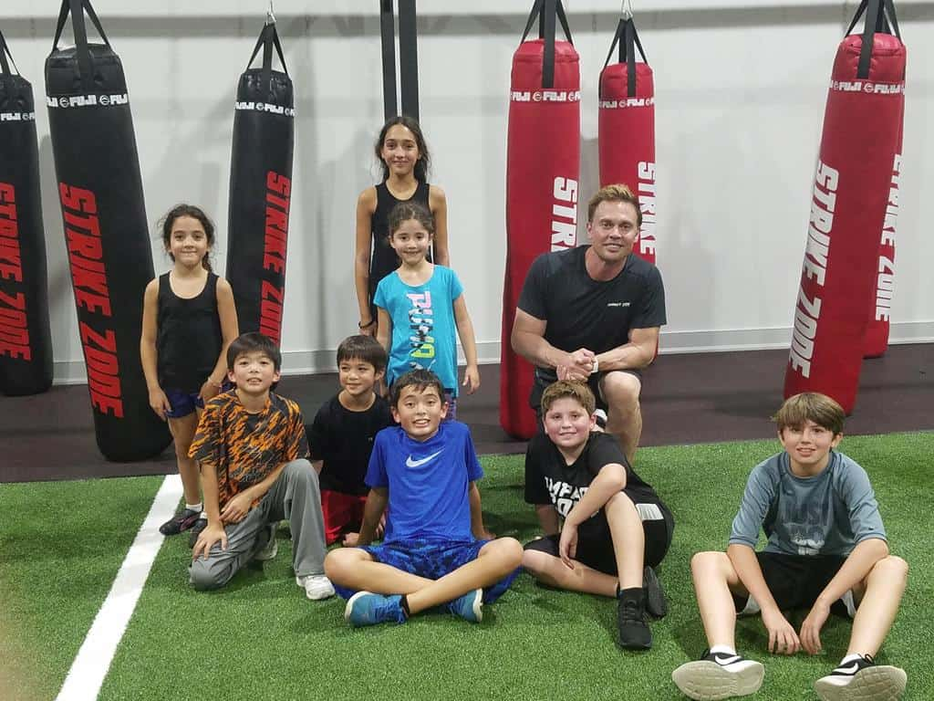IZ Kids Fitness Classes
