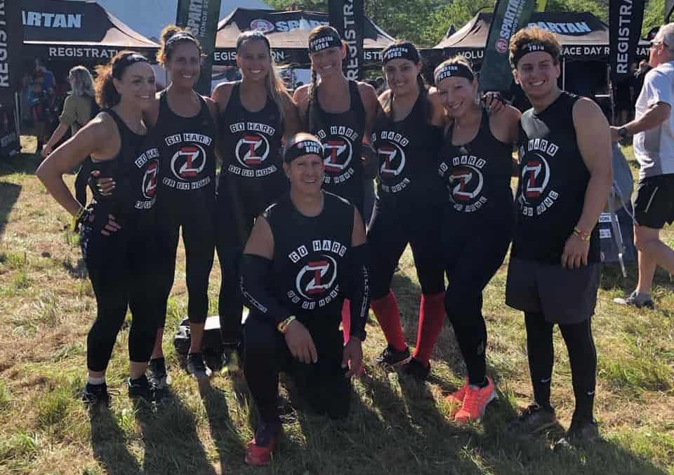 Impact Zone Spartan Race Team